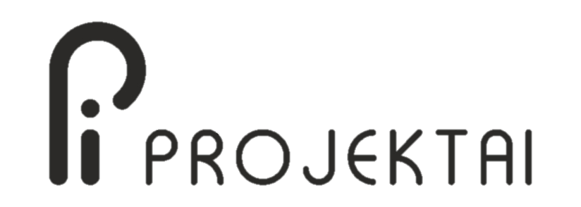 Pi projektai Logo